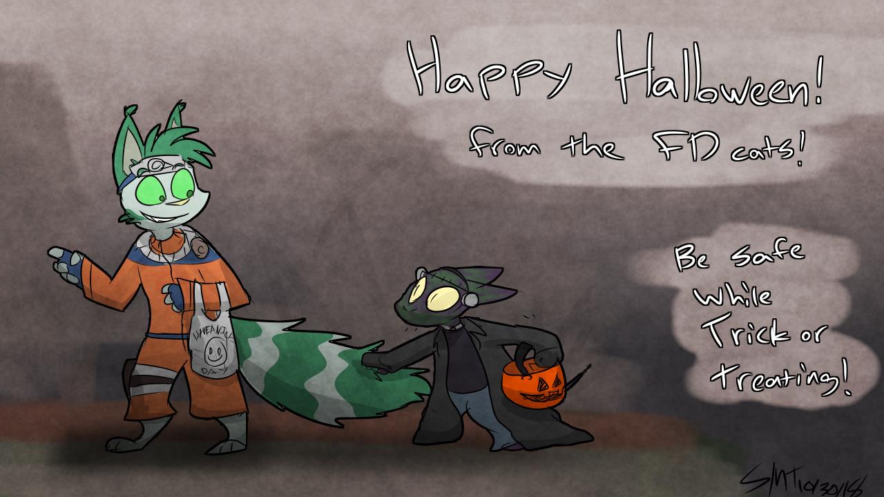 FD- Happy Halloween! (2018)