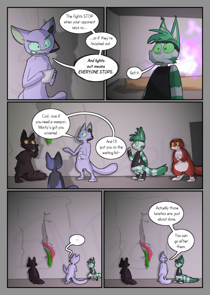 CH6 Page 45 - Fighting Dreamers- Defenders of Dreamworlds