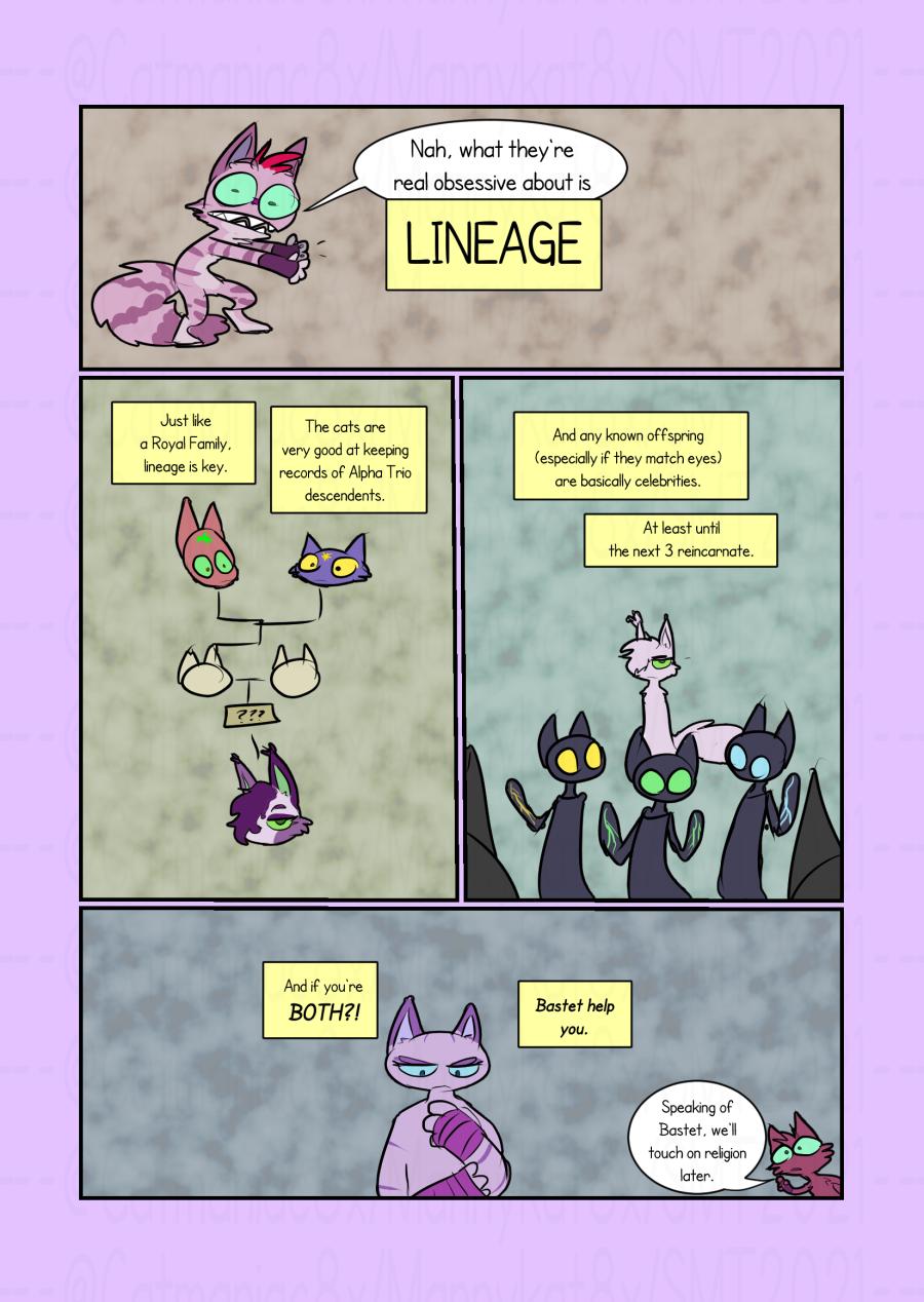 CH7- Manny Explains Lineage