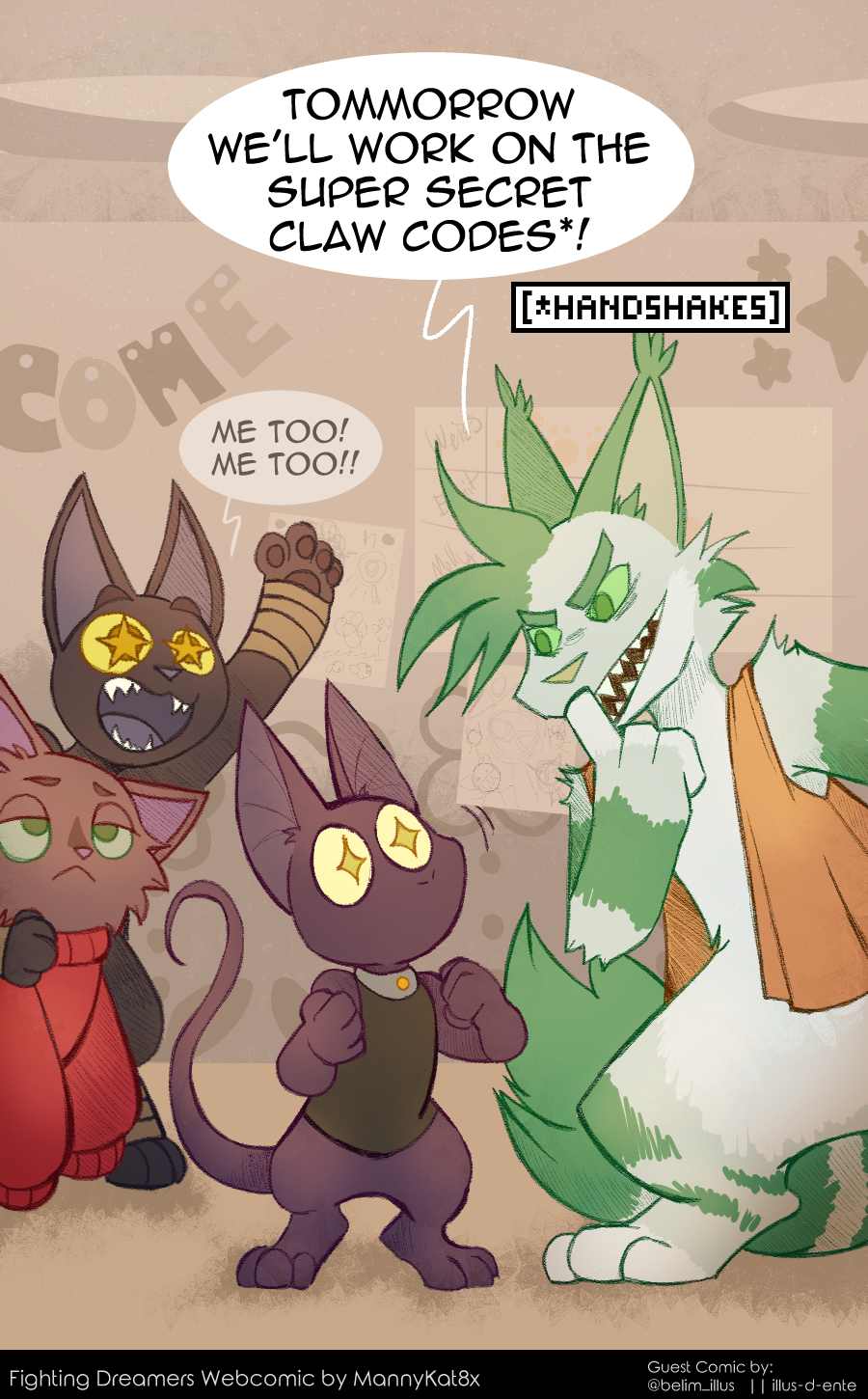 Guest Comic- Ghost Powers (Part 3 of 3)